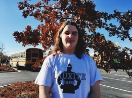 Bauxite Junior Makes All-State Band