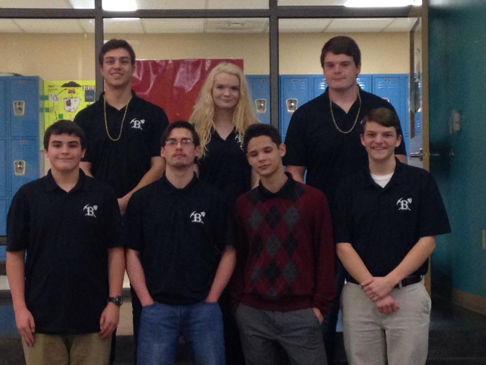 Bauxite Miner Quiz Bowl Team Earns Spot in State