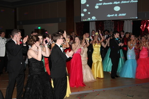 Bauxite Prom More Than Just Diamonds and Pearls