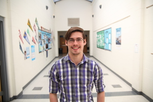 Nathan Cain Awarded National Merit Semi-Finalist
