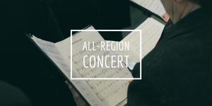 Bauxite Sends 11 to All-Region Concert
